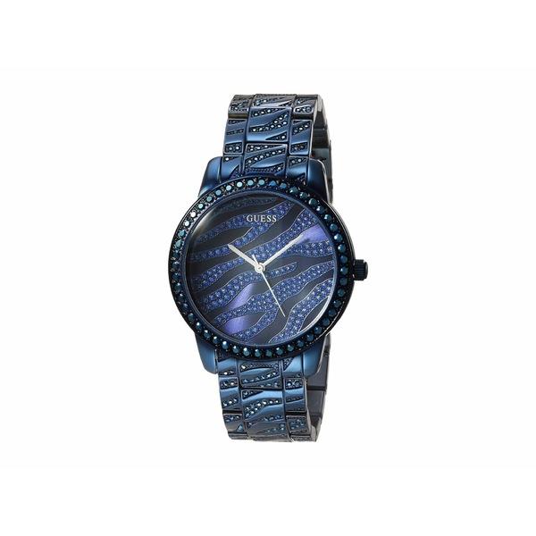 ゲス レディース 腕時計 アクセサリー W0502l4 Blue