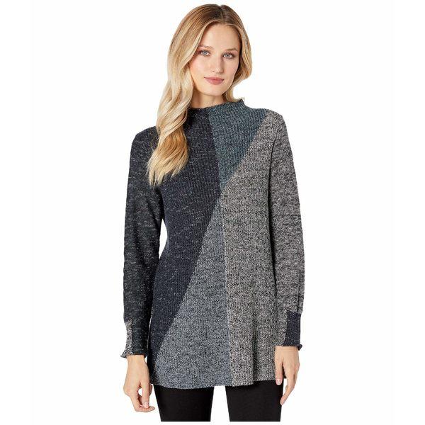 ニックプラスゾーイ レディース ニット&セーター アウター Chilled Angle Sweater Multi