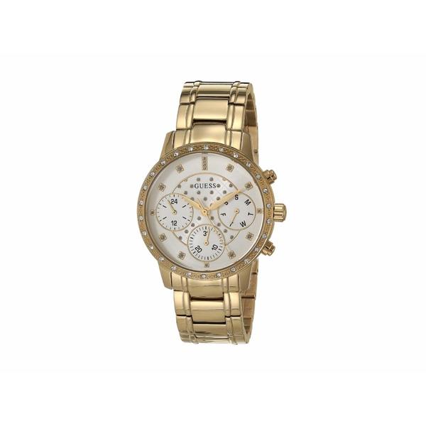ゲス レディース 腕時計 アクセサリー W1022l2 Gold