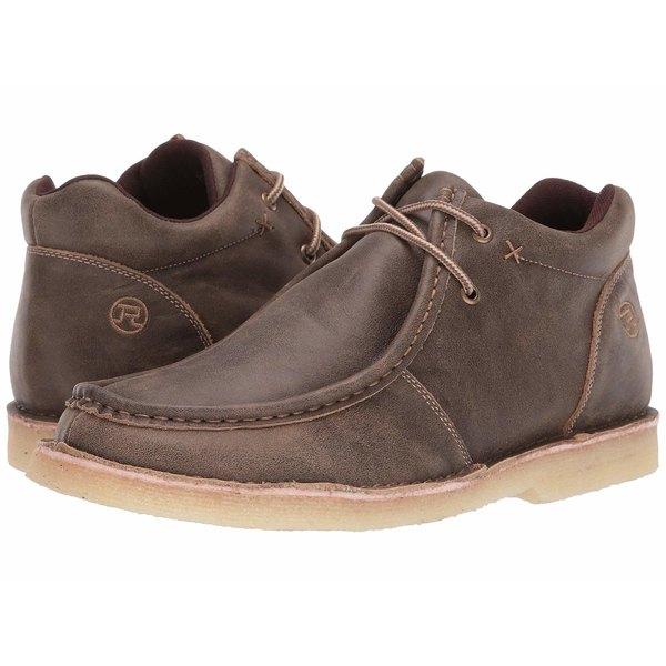 ローパー メンズ ブーツ&レインブーツ シューズ Arnold Tan Vintage Leather
