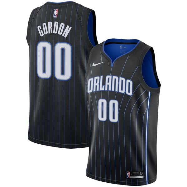 ナイキ メンズ ユニフォーム トップス Aaron Gordon Orlando Magic Nike 2019/2020 Swingman Jersey Association Edition White