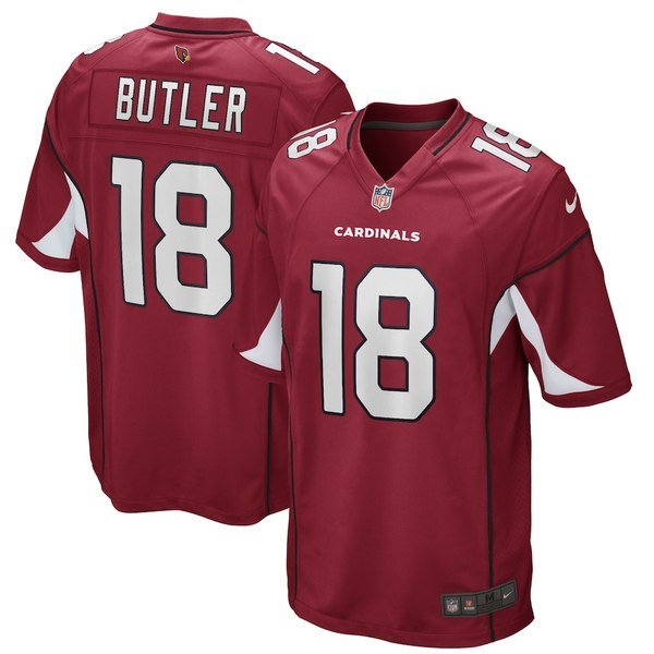 ナイキ メンズ シャツ トップス Hakeem Butler Arizona Cardinals Nike Game Player Jersey Cardinal