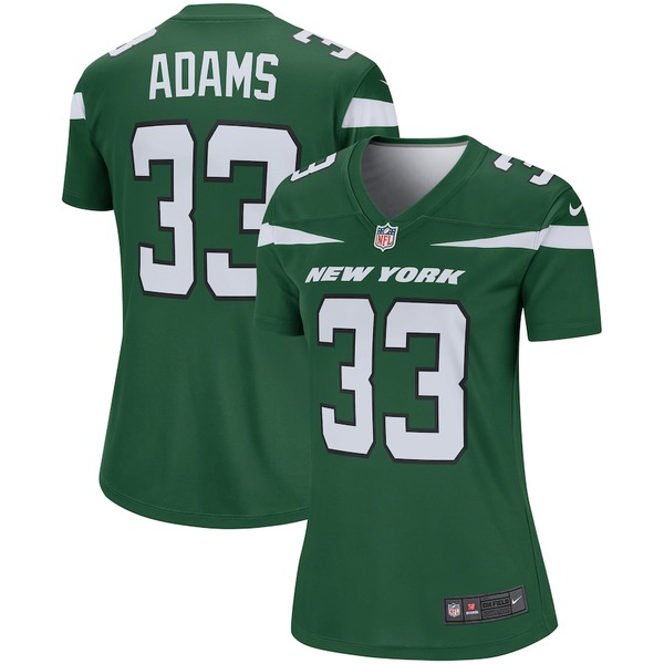 ナイキ レディース シャツ トップス Jamal Adams New York Jets Nike Women's Legend Team Jersey Gotham Green