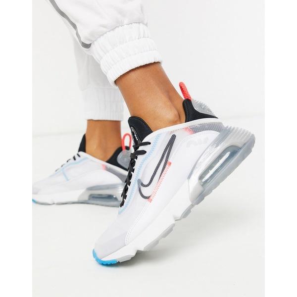 ナイキ レディース スニーカー シューズ Nike Air Max 2090 white sneakers White