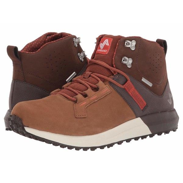 フォーセイク メンズ ブーツ&レインブーツ シューズ Range High Brown/Tan