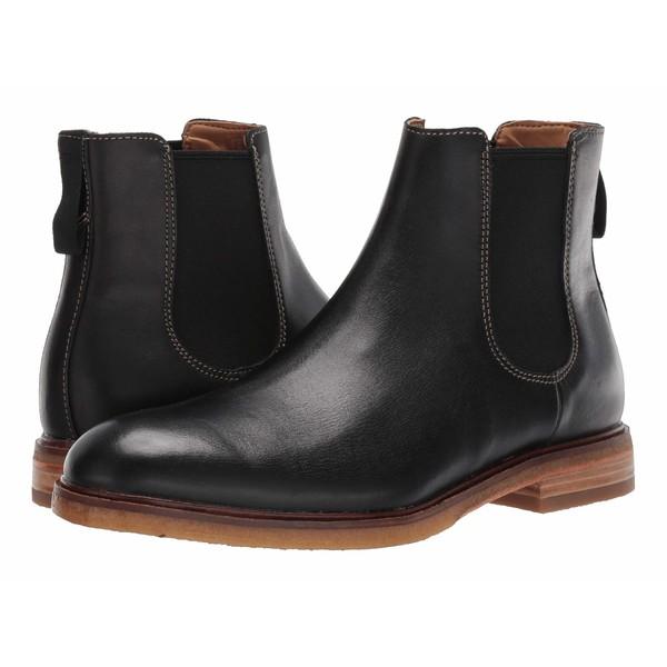 クラークス メンズ ブーツ&レインブーツ シューズ Clarkdale Gobi Black Leather