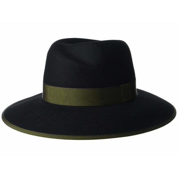 ラグアンドボーン レディース アクセサリー 帽子 Black 2 全商品無料サイズ交換 ラグアンドボーン レディース 帽子 アクセサリー Zoe Fedora Black 2