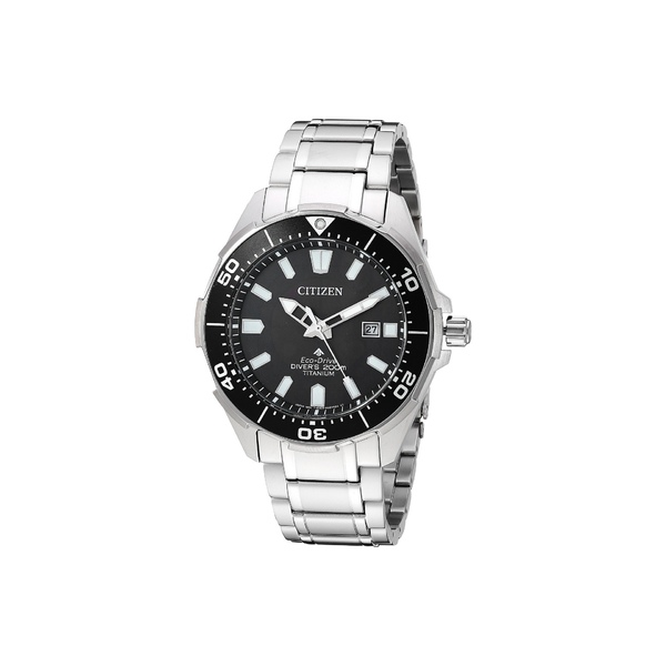 シチズンウォッチ メンズ 腕時計 アクセサリー BN0200-56E Eco-Drive Silver Tone