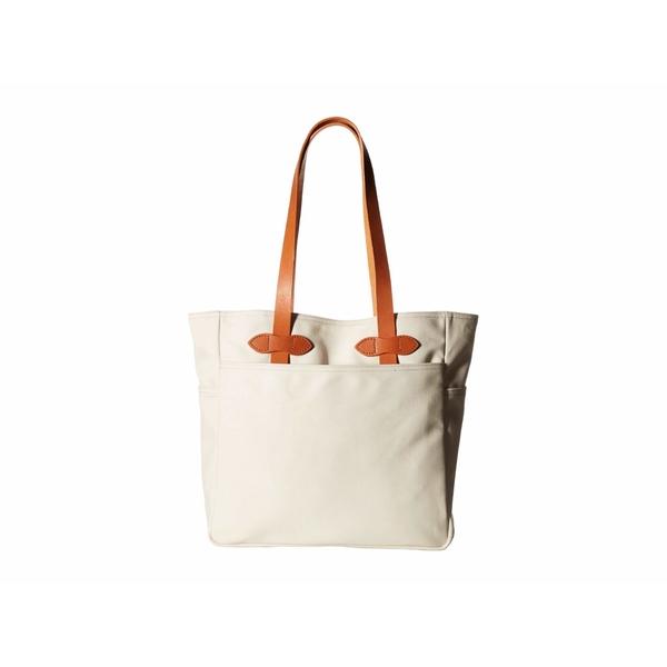 フィルソン メンズ ビジネス系 バッグ Tote Bag Without Zipper Natural