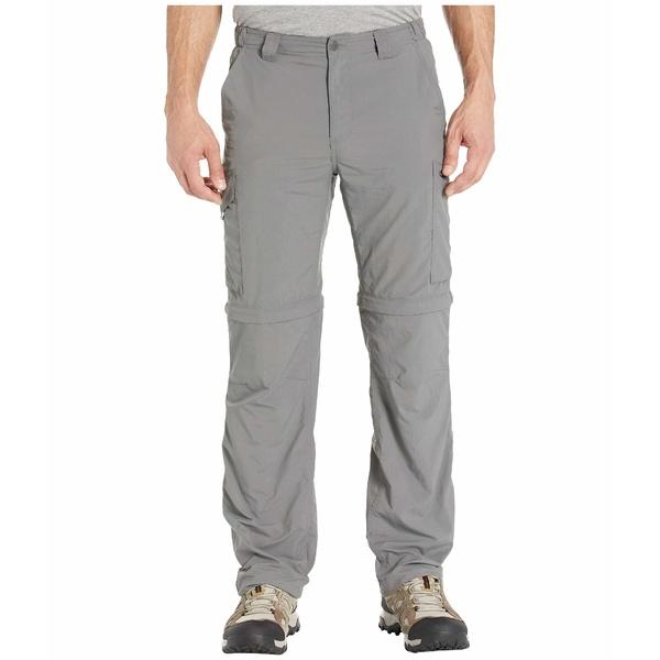 コロンビア メンズ カジュアルパンツ ボトムス Silver Ridge Convertible Pant City Grey