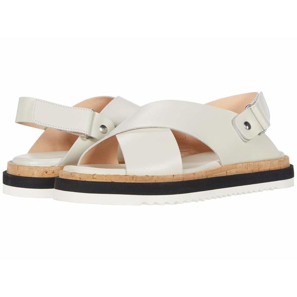 エージーエル レディース サンダル シューズ Criss Cross Sport Sandal Off-White