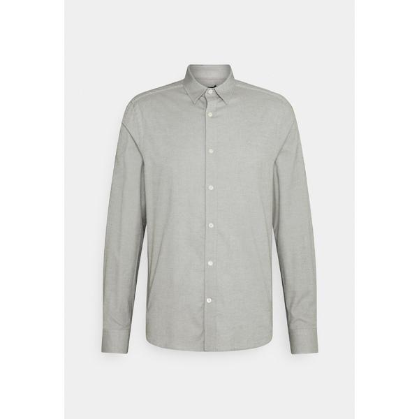 ジェイ リンドバーグ メンズ トップス シャツ 超人気 専門店 lake green トラスト Shirt OXFORD SLIM dmkd0174 - 全商品無料サイズ交換