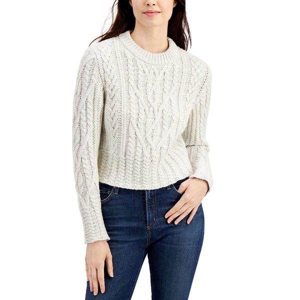 Sweater アウター Grey レディース Dove ニット&セーター Joetta Cable-Knit フレンチコネクション Mel
