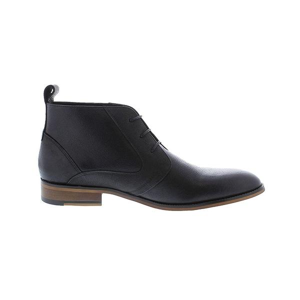 イングリッシュランドリー メンズ シューズ ブーツ NEW レインブーツ Chukka Men's 全商品無料サイズ交換 Boot 新作多数 Black