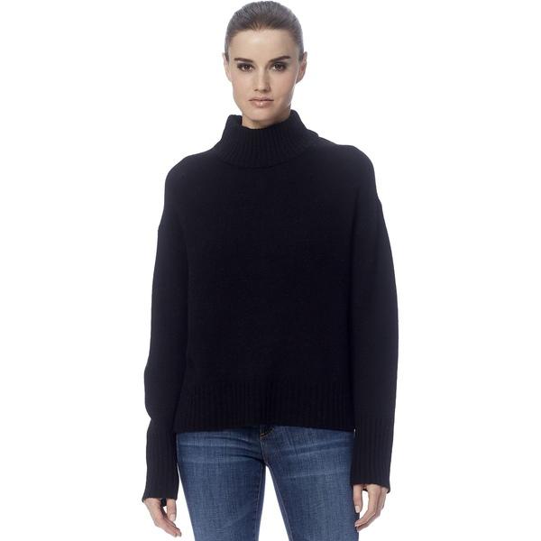 360カシミア レディース ニット&セーター アウター Lyla Sweater Black