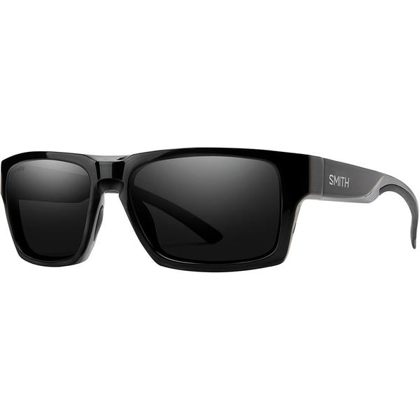 スミス メンズ サングラス・アイウェア アクセサリー Outlier 2 Chromapop Polarized Sunglasses Black Frame/Black