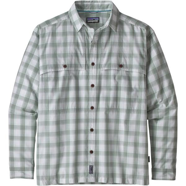 パタゴニア メンズ シャツ トップス II Island シャツ Hopper パタゴニア II Long-Sleeve Shirt Protestor Small/Celadon, タツゴウチョウ:b22bb2c0 --- officewill.xsrv.jp