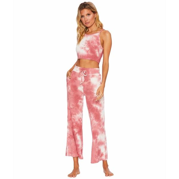 ビーチライオット レディース カジュアルパンツ ボトムス Hailey Pants Orchid Smoke Tie-Dye