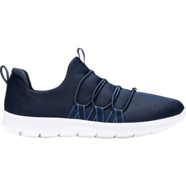 クラークス レディース スニーカー シューズ Step Allena Mae Sneaker Navy Textile