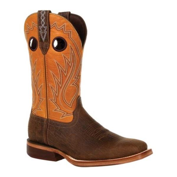 ヂュランゴ メンズ ブーツ&レインブーツ シューズ DDB0311 Arena Pro XRT Western Boot Acorn/Inca Gold Full Grain Leather