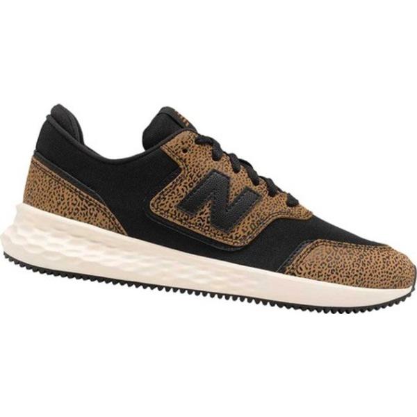 ニューバランス レディース スニーカー シューズ X70v1 Fresh Foam Sneaker Workwear/Black