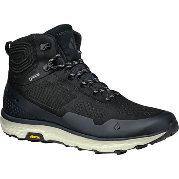 バスク メンズ ブーツ&レインブーツ シューズ Breeze LT GORE-TEX Hiking Boot Anthracite/Silver Birch
