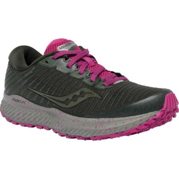 サッカニー レディース スニーカー シューズ Guide 13 TR Trail Running Shoe Pine/Fuchsia