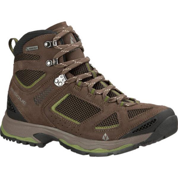 バスク メンズ ブーツ&レインブーツ シューズ Breeze 3.0 GORE-TEX Hiking Boot Brown Olive/Pesto