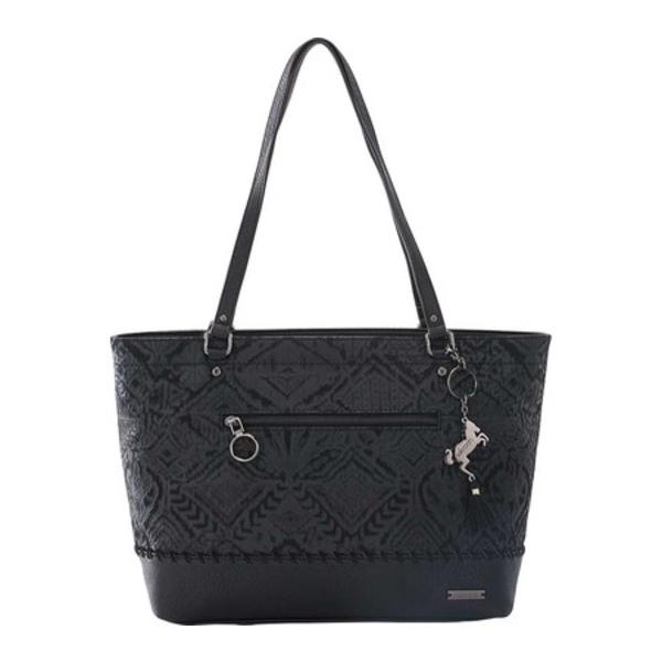 サックルーツ レディース トートバッグ バッグ Arcadia Medium Tote Bag Black
