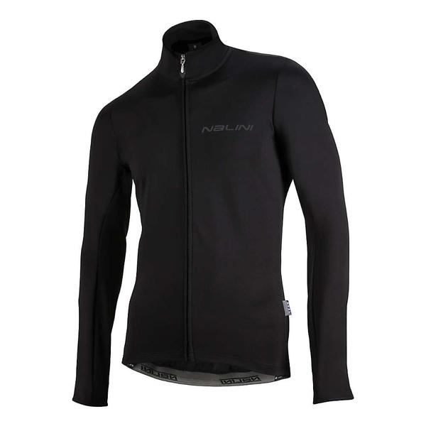 ジャケット&ブルゾン メンズ ナリーニ Men's Black Jacket Nalini Carena アウター