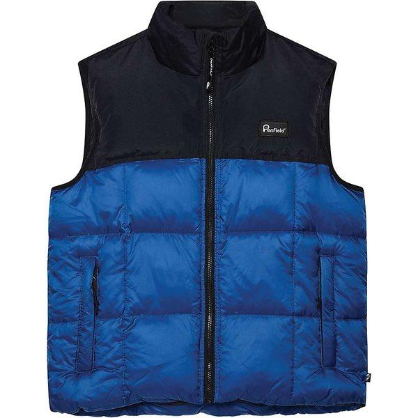 ペンフィールド Sportswear ジャケット&ブルゾン Men's Penfield メンズ Blue Vest アウター Sturbridge