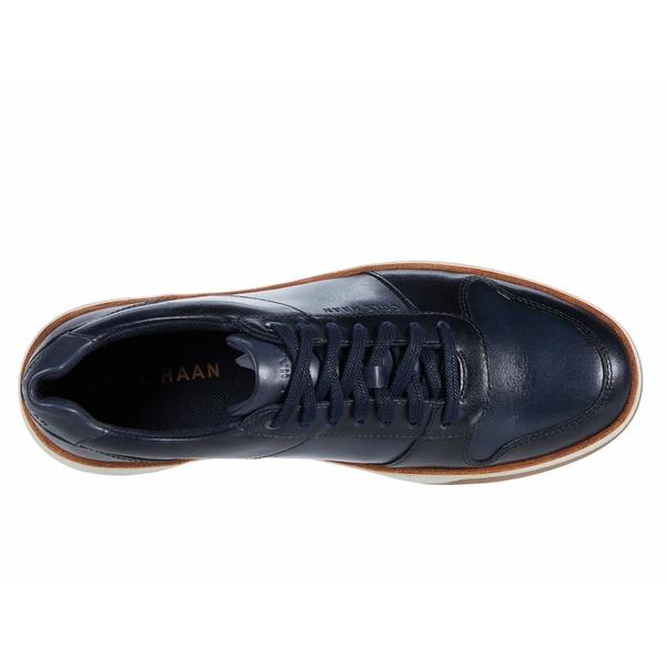 コールハーン メンズ スニーカー シューズ Grand Crosscourt Crafted Sneaker PeacoatwOP8nkX0
