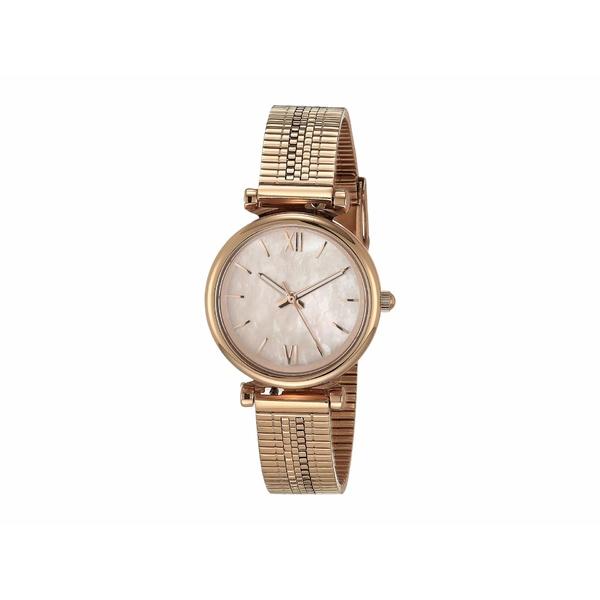 フォッシル レディース 腕時計 アクセサリー 28 mm Carlie Mini ES4697 Rose Gold