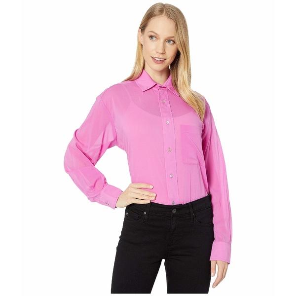 カリドリーミング レディース シャツ トップス The Men's Shirt Candy Pink