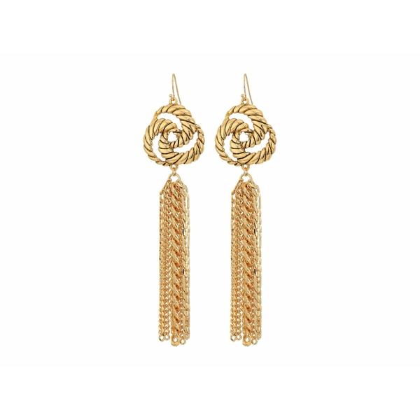 バネッサモーネイ レディース ピアス&イヤリング アクセサリー The Catalina Earrings Gold