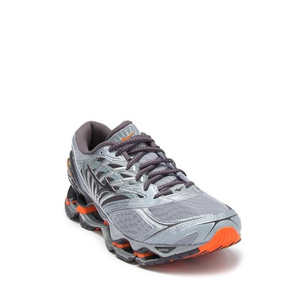 ミズノ 年間定番 メンズ シューズ スニーカー QUARRY GRAPH 8 Prophecy Shoe Running Wave 全商品無料サイズ交換 安心の実績 高価 買取 強化中