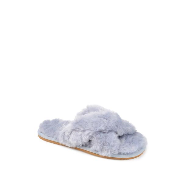 国内在庫 ジャーニーコレクション レディース シューズ サンダル Slipper 全商品無料サイズ交換 Winkk 商品 BLUE