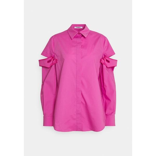 ヴィヴェッタ レディース トップス シャツ rosa intenso セール特価品 dvnq01be 新発売 Button-down 全商品無料サイズ交換 blouse -