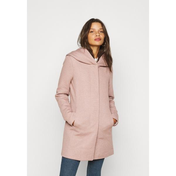 選択 オンリー プティ レディース アウター コート mocha mousse melange 全商品無料サイズ交換 Short COAT coat dvnq01c3 - 安売り LIGHT ONLSEDONA PETITE
