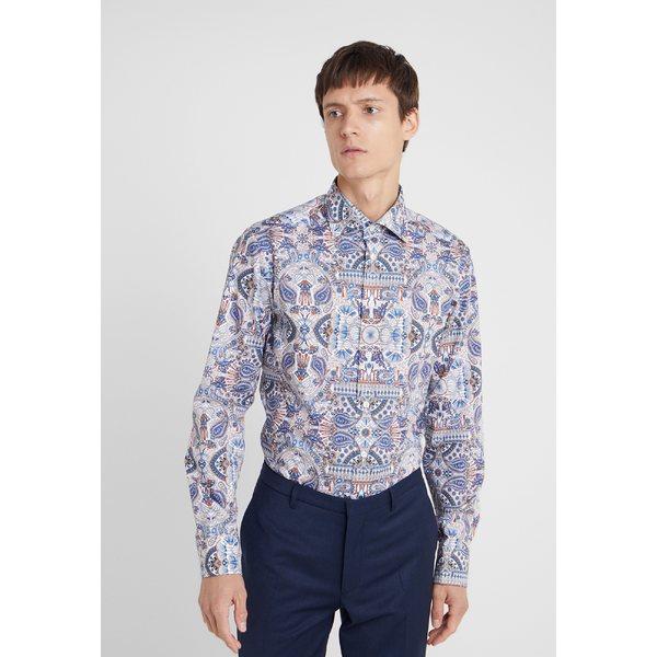 エトン メンズ トップス シャツ multi-coloured Shirt dvrq011d 訳あり 全商品無料サイズ交換 中古 -