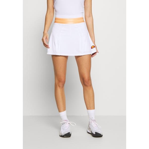 エレッセ レディース ボトムス セール開催中最短即日発送 ふるさと割 スカート white 全商品無料サイズ交換 CALI - Sports dwhw01a5 skirt