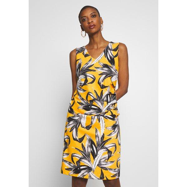 カフェ レディース トップス ワンピース golden rod 上品 全商品無料サイズ交換 dwhw01a7 dress DRESS SAHNE 限定価格セール - Jersey