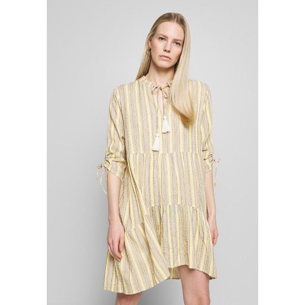 クリーム レディース 全店販売中 トップス ワンピース eggnog 全商品無料サイズ交換 ストアー ODETTE dress DRESS - Day dwhw01a8