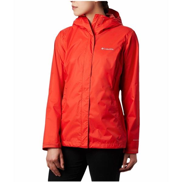 コロンビア レディース コート アウター Arcadia II Jacket Bold Orange