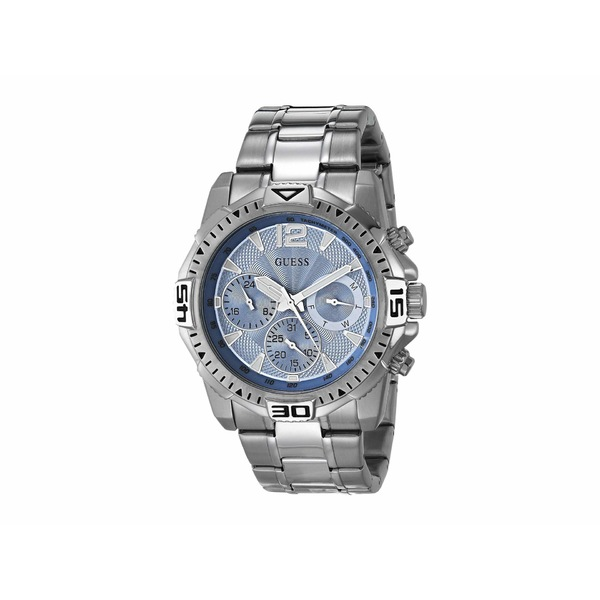 ゲス メンズ 腕時計 アクセサリー GW0056G2 Blue