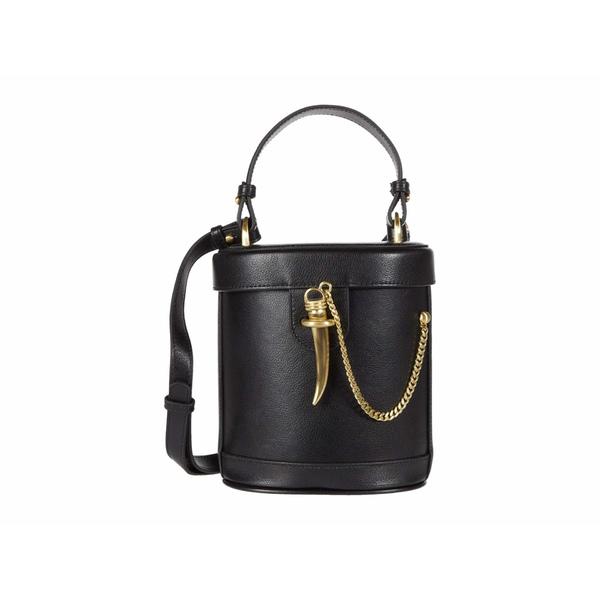 サンシア レディース ハンドバッグ バッグ Camillo Bucket Bag Black