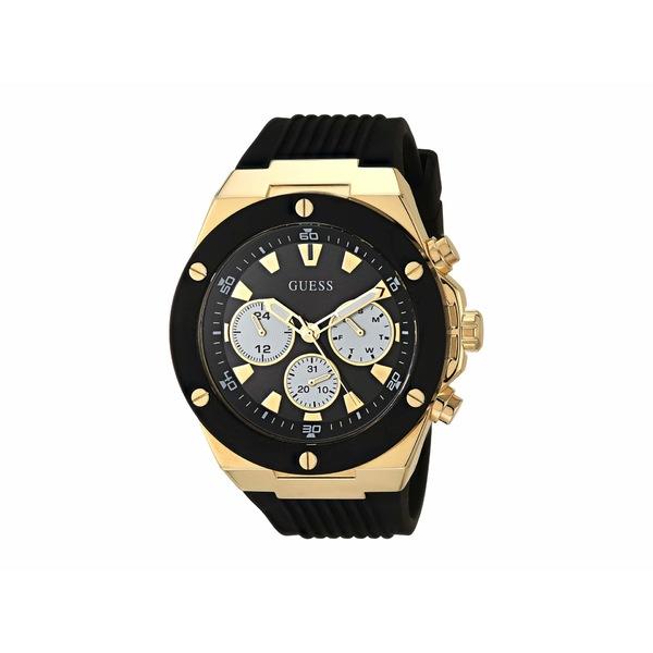 ゲス メンズ 腕時計 アクセサリー GW0057G1 Gold-Tone