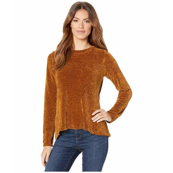 エックスシーブイアイ レディース ニット&セーター アウター Elevated Crew Sweater in Serene Knit Walnut