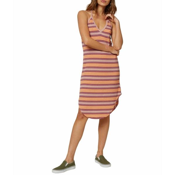 オニール レディース ワンピース トップス Solara Dress Pale Mauve