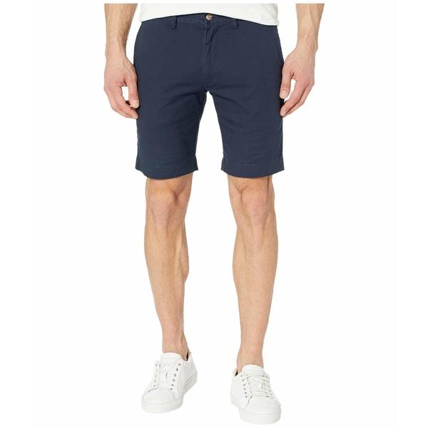 ラルフローレン メンズ ハーフ&ショーツ ボトムス Slim Fit Bedford Shorts Ink